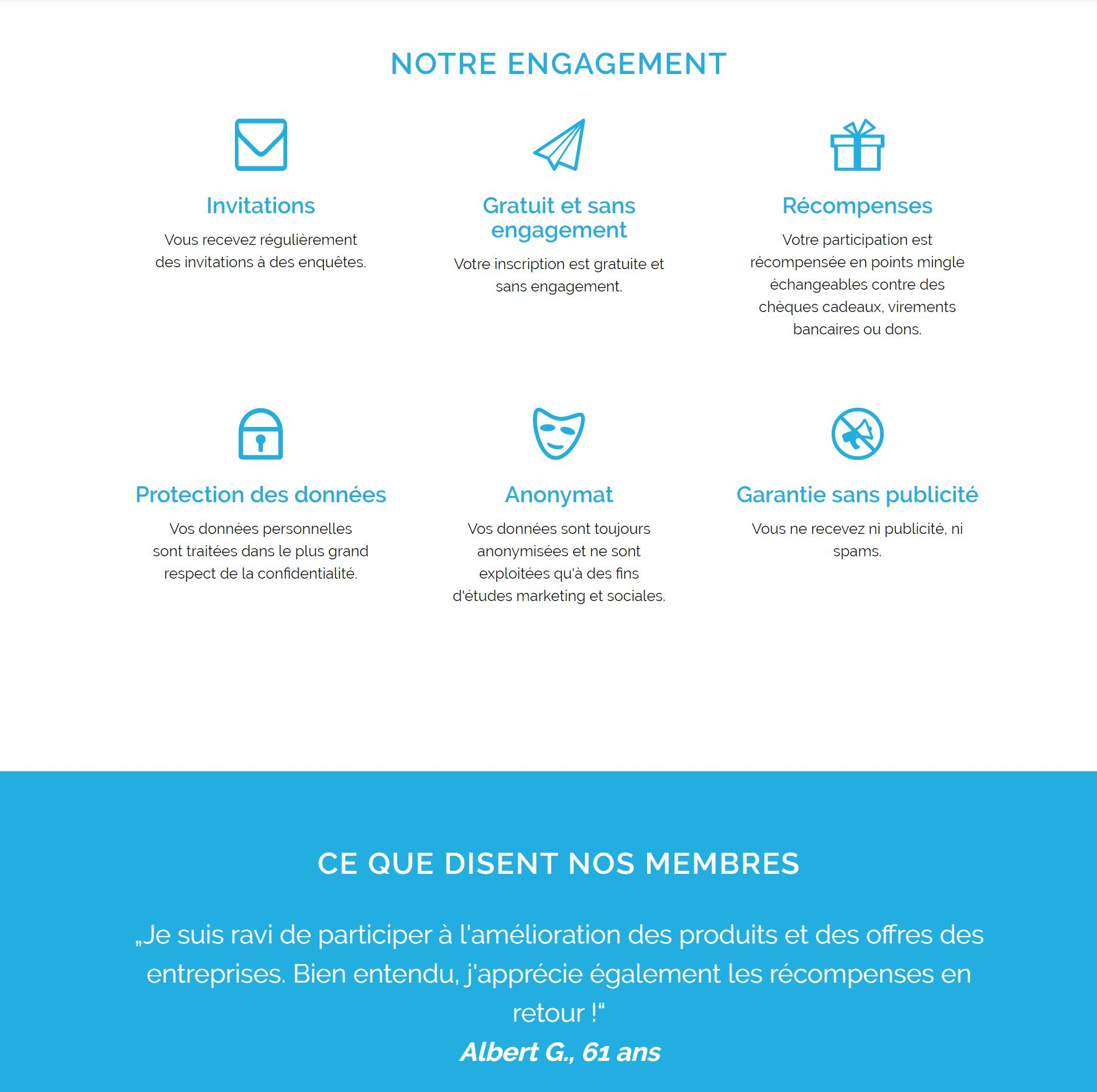 avis site mingle-respondi.fr