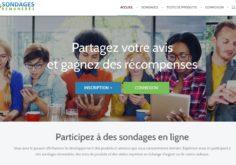 site sondagesremuneres.fr