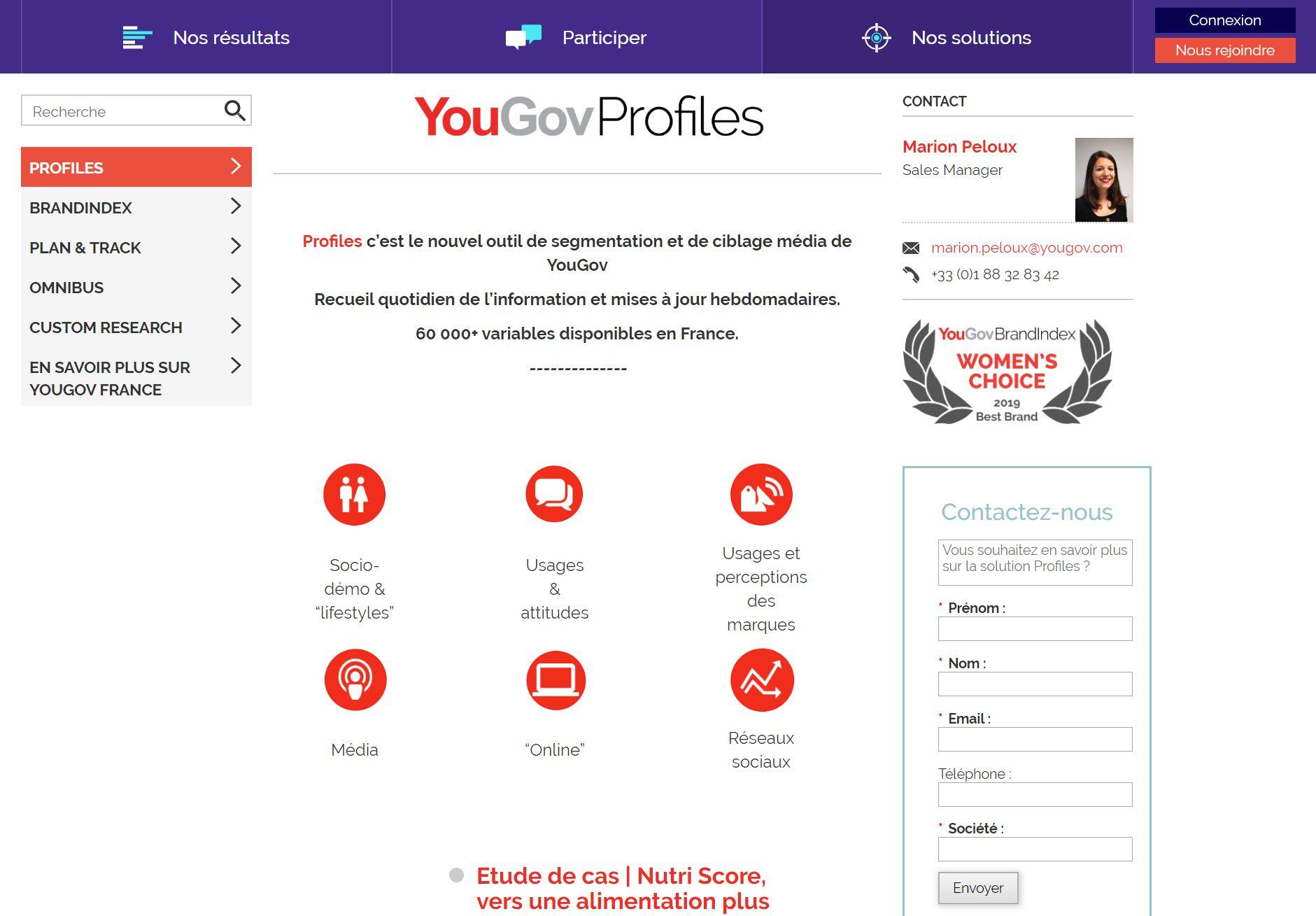 répondre au sondage rémunéré de yougov
